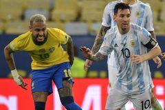 Xem trực tiếp Brazil vs Argentina, 7h ngày 11/7
