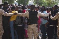 Chính phủ lâm thời Haiti cầu cứu Mỹ và Liên Hợp Quốc