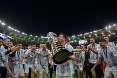 Hạ Brazil, Messi lần đầu tiên vô địch Copa cùng Argentina