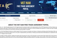 Vietnam FTA portal to be upgarded