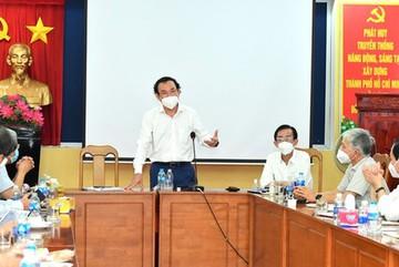 HCMC to mobilize manpower, materials for coronavirus fight: Secretary