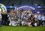 Hành trình lên ngôi vô địch Copa America của Argentina