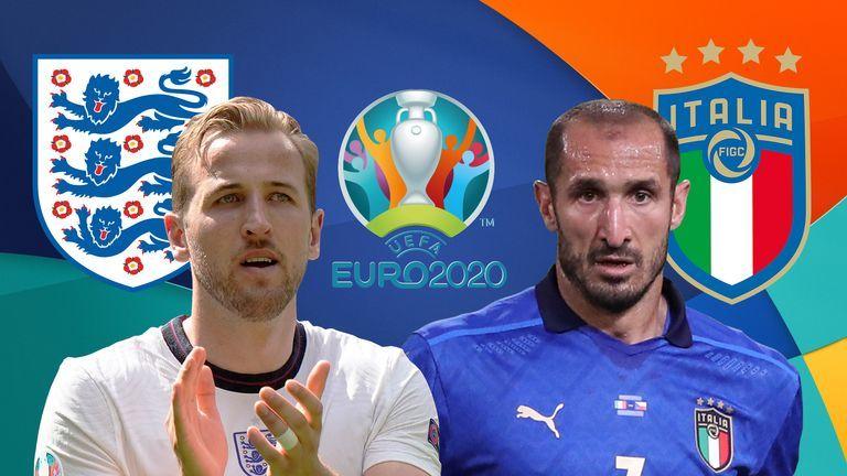 Trực tiếp Anh vs Italy: Rực lửa Wembley, chào đón tân vương