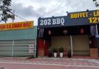 Long An dừng hoạt động dịch vụ nhà hàng và quán ăn uống