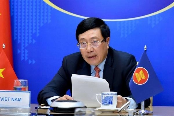Hội nghị Bộ trưởng Ngoại giao ASEAN không chính thức: Bàn về tiến trình thực hiện Tầm nhìn Cộng đồng ASEAN năm 2025