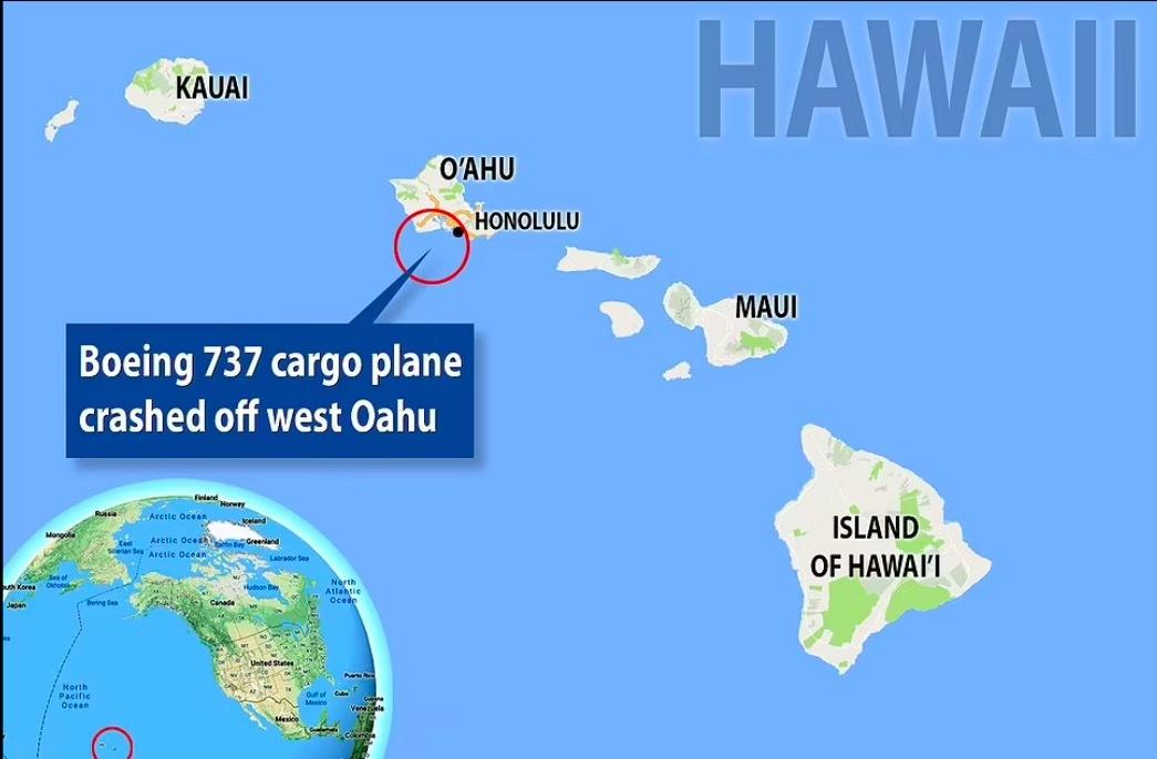 Những bức hình ám ảnh về chiếc Boeing 737 lao xuống biển