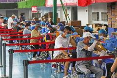 Cuộc đua miễn dịch cộng đồng tại các thành phố Trung Quốc