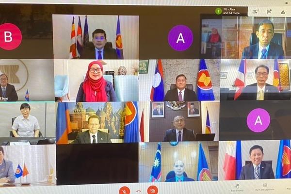 Đẩy nhanh việc hoàn tất CPA giai đoạn 2021-2025 để làm sâu sắc hơn quan hệ đối tác chiến lược ASEAN-Nga
