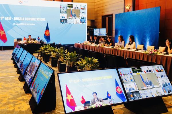 Những thành quả đạt được giữa ASEAN và Nga sau 30 năm