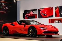 Siêu xe Italy và Anh, đâu là mẫu xe đắt đỏ nhất tại Việt Nam