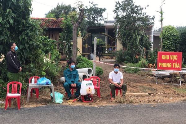 Ca mắc Covid-19 thứ 2 ở Đắk Nông là nhân viên du lịch trở về từ TP.HCM