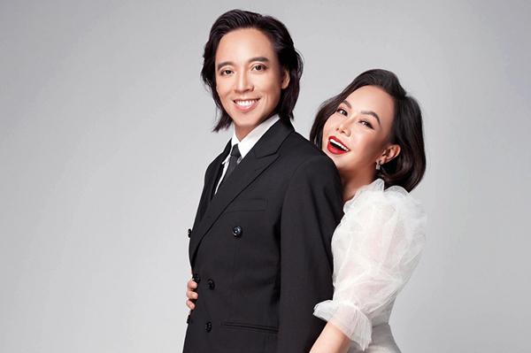 Việt Hương nhắn chồng: Cho em dựa thêm 15 năm nữa nhé!