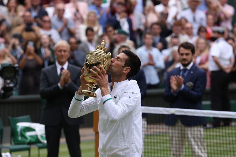 Djokovic,Berrettini,Wimbledon 2021