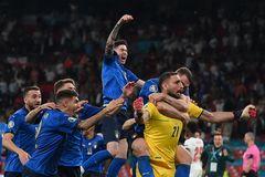 Video Anh 1-1 Italy (pen 2-3): Donnarumma cản phá 11m tuyệt đỉnh