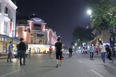 Hanoi plans to build more public and green spaces