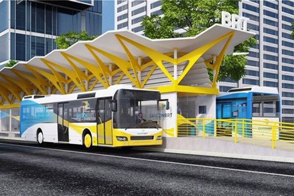 HCM City to start work on first BRT project early next year