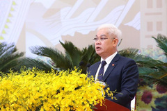 Nguyen Van Loi picked as new Party secretary of Binh Duong