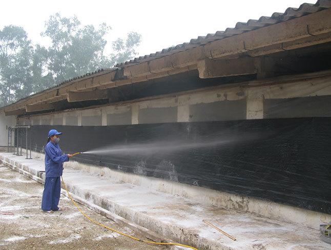 Đắk Lắk tiêu độc, tẩy uế môi trường chăn nuôi, phòng ngừa dịch bệnh gia cầm
