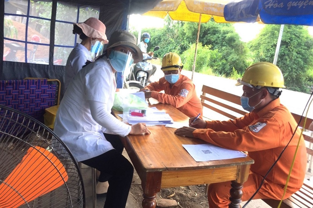 Phú Yên thêm 44 ca dương tính, có 4 công nhân đi từ ga Đà Nẵng bằng tàu SE7