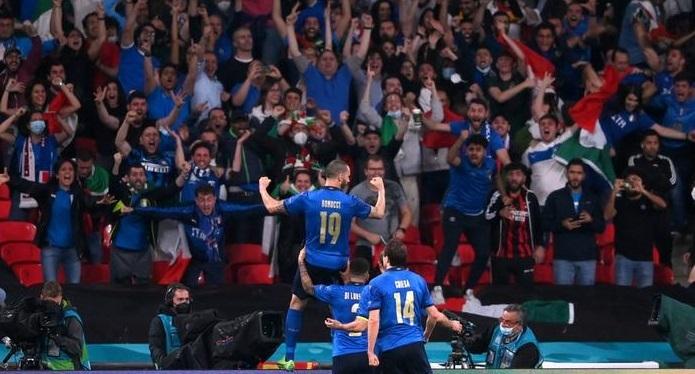 Bonucci kể khoảnh khắc đắt giá ở Wembley trước khi Italy nhận cúp