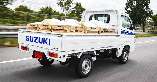 Suzuki tăng tốc chinh phục thị trường xe Việt