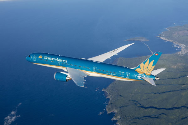 Vietnam Airlines resumes several international routes as of mid-July
