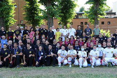 Vietnam traditional martial arts federation in Italy established