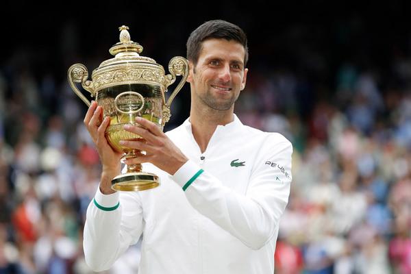 Djokovic và Grand Slam thứ 20: Vì anh là người giỏi nhất