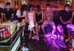 Bắt chủ quán và nhóm người dùng ma túy trong quán karaoke ở Hà Nội