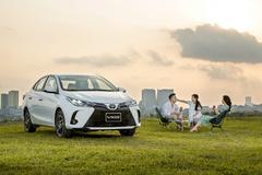 Toyota Vios2021 'ghi điểm' bằng loạt tiện ích vượt trội