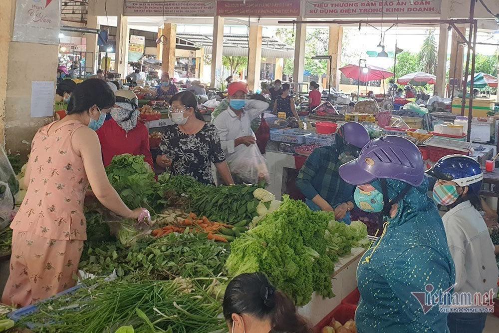 TP.HCM có 68/237 chợ đang hoạt động