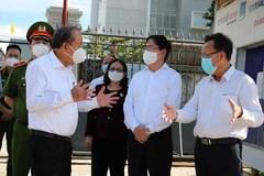 Phó Thủ tướng: Bà Rịa - Vũng Tàu không được lơ là trong phòng chống dịch