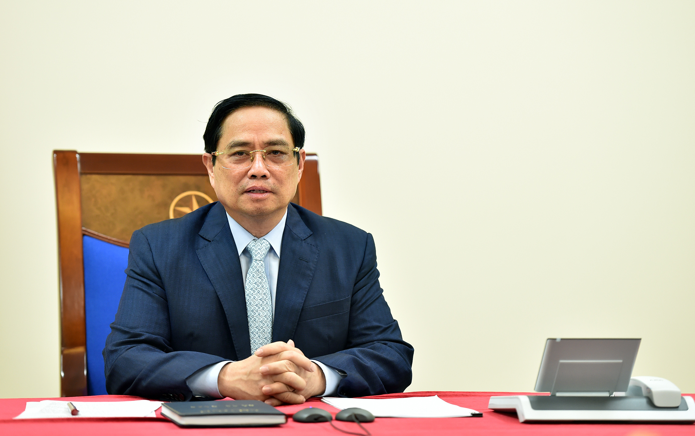 Thủ tướng đề nghị Israel hỗ trợ Việt Nam tiếp cận các nguồn vắc xin