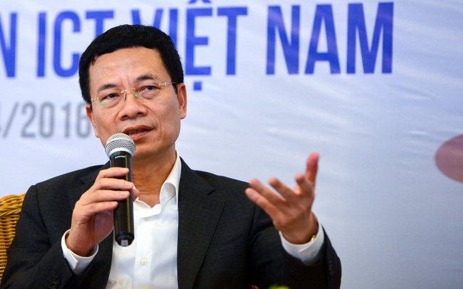 Bộ trưởng Nguyễn Mạnh Hùng nói về chuyển đổi số cho Công đoàn Việt Nam
