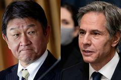 Nhật, Mỹ kêu gọi Trung Quốc tuân thủ phán quyết về Biển Đông