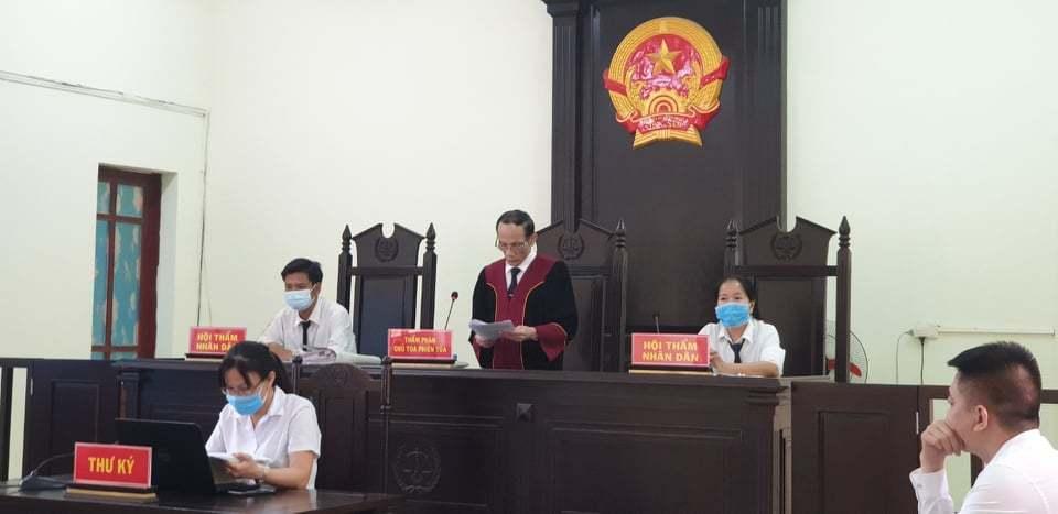 Hai lần bị trả hồ sơ, TAND huyện ở Thanh Hóa loay hoay tìm viên gạch gây án