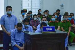 Mở lại phiên tòa vụ bảo kê logo 'xe vua' của các cựu thanh tra giao thông ở Hà Nội