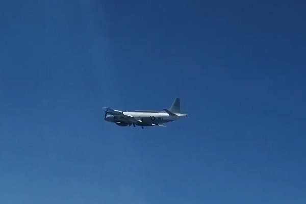 Trinh sát cơ Mỹ áp sát không phận, Nga điều máy bay lên đánh chặn