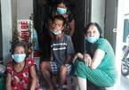 Dịch bệnh hoành hành, bà chủ nhà trọ ở TP.HCM lo miếng ăn cho người nghèo