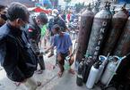 Cuộc vật lộn lùng tìm oxy cứu bệnh nhân Covid-19 ở Indonesia