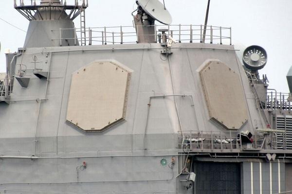 Sức mạnh chiến hạm Mỹ tiến gần quần đảo Hoàng Sa