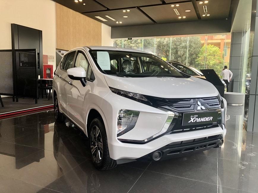 Xe MPV tháng 6: Mitsubishi Xpander, Toyota Innova tụt dốc không phanh