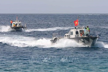 Int'l community calls for law abidance in settling East Sea issue