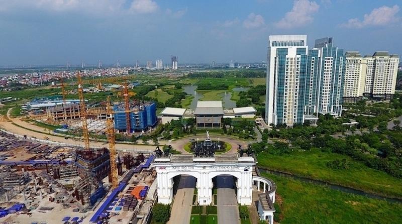 Hanoi,ciputra,urban area,estate