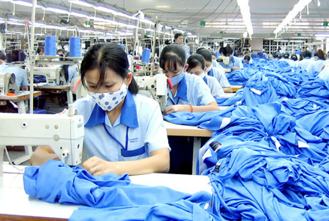 Nam Định củng cố thương hiệu may mặc