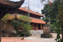 Excavation work at three pagodas in Hai Duong approved