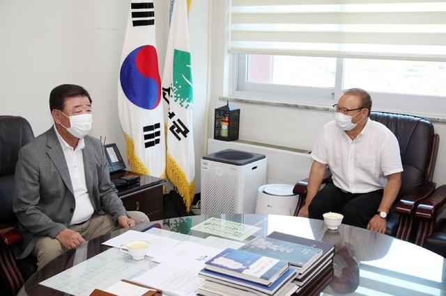 HLV Park Hang Seo ở quê nhà, cuối tháng 7 mới trở lại Việt Nam