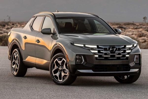 Hyundai Santa Cruz sẽ rẻ hơn Ford Ranger