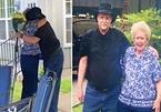 Con trai đoàn tụ với mẹ 88 tuổi sau 71 năm bị đưa đi làm con nuôi