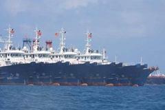 Philippines điều tra thông tin Trung Quốc xả thải ở Biển Đông